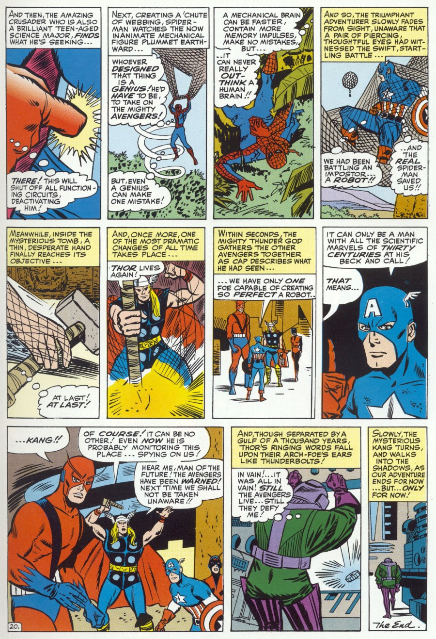 The Avengers (1963) 11 Page 20