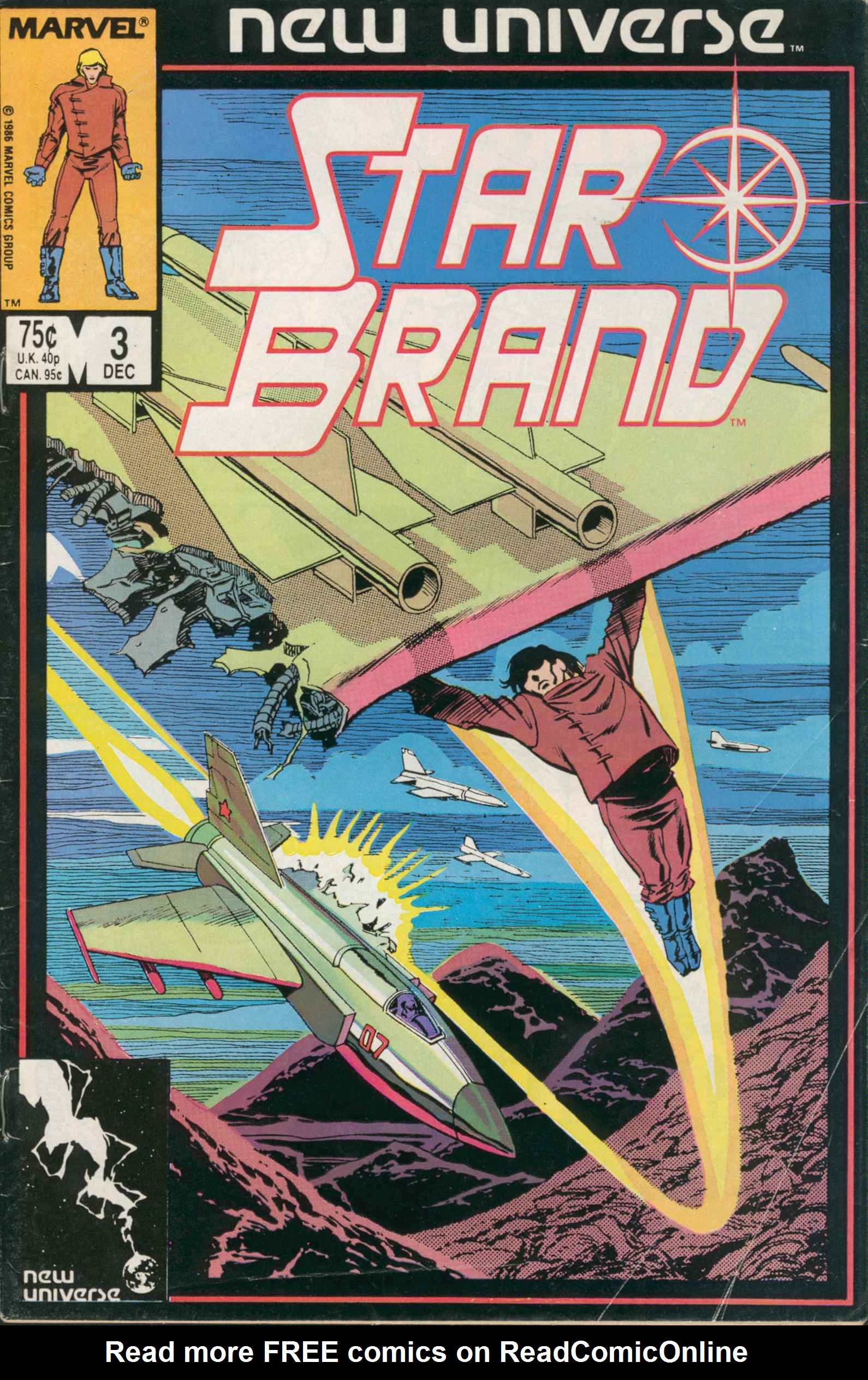 Read online Star Brand comic -  Issue #3 - 1