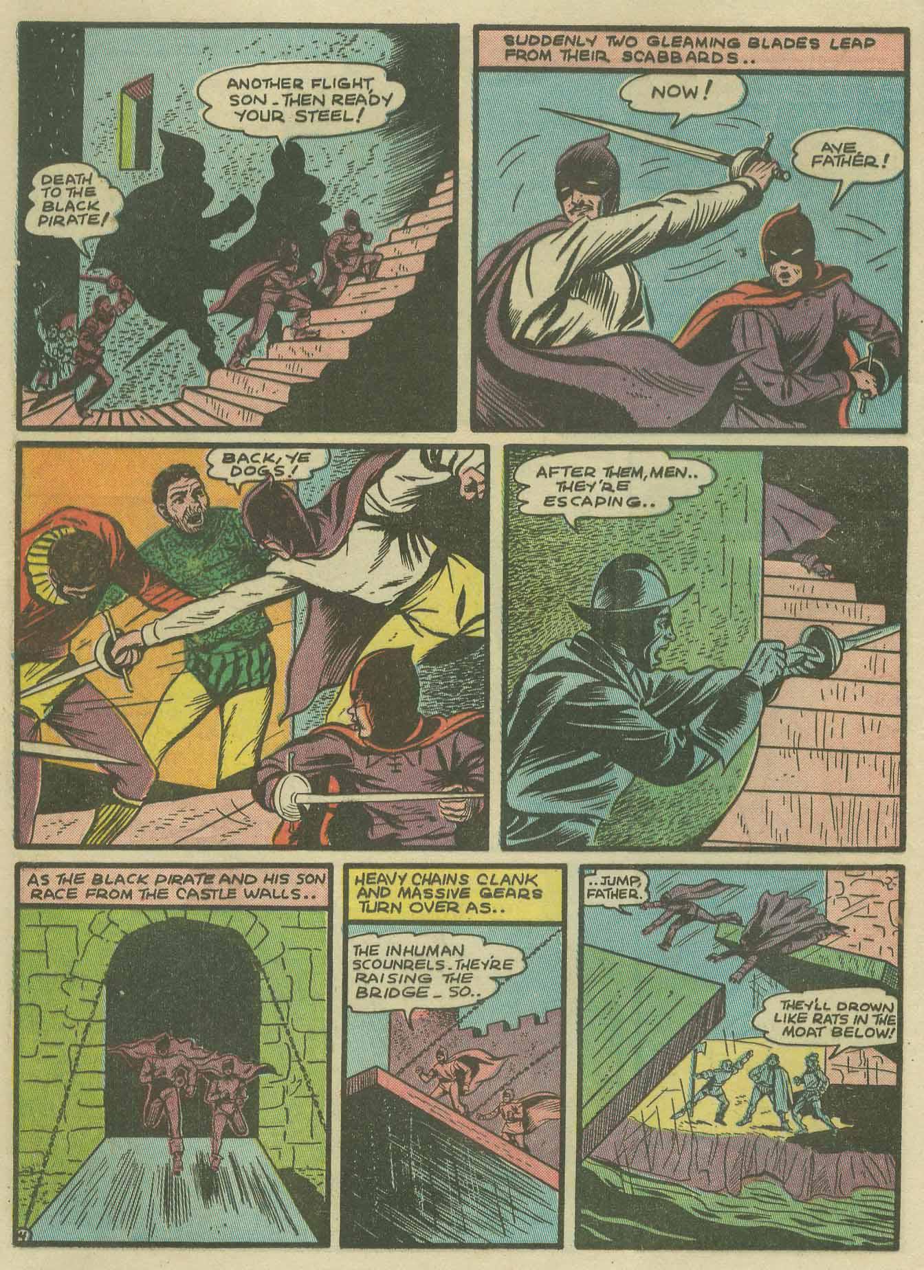 Read online Sensation (Mystery) Comics comic -  Issue #9 - 20
