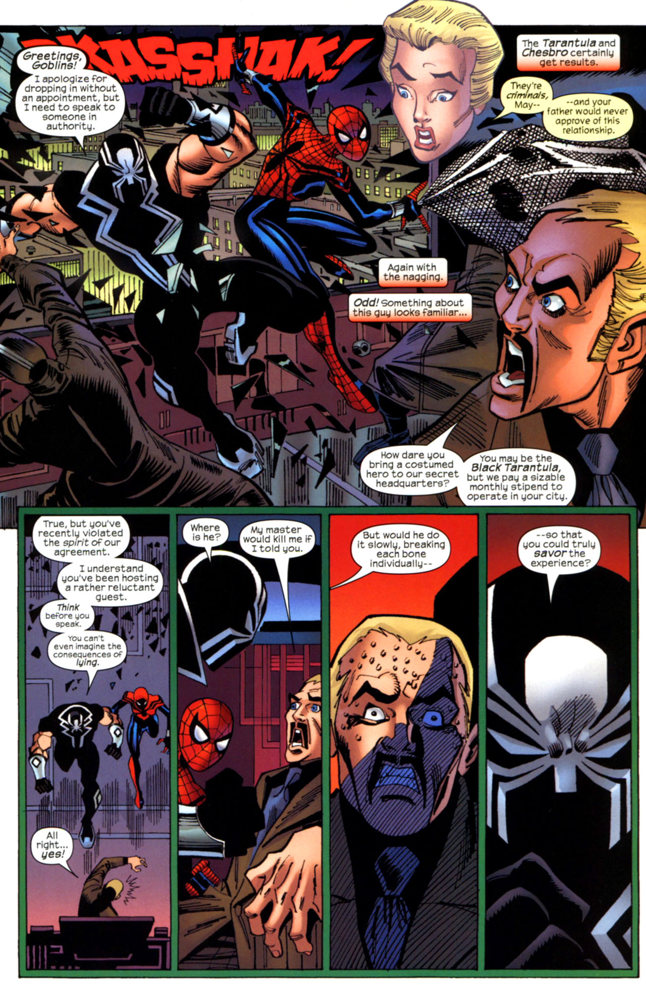 Read online Amazing Spider-Girl comic -  Issue #28 - 12