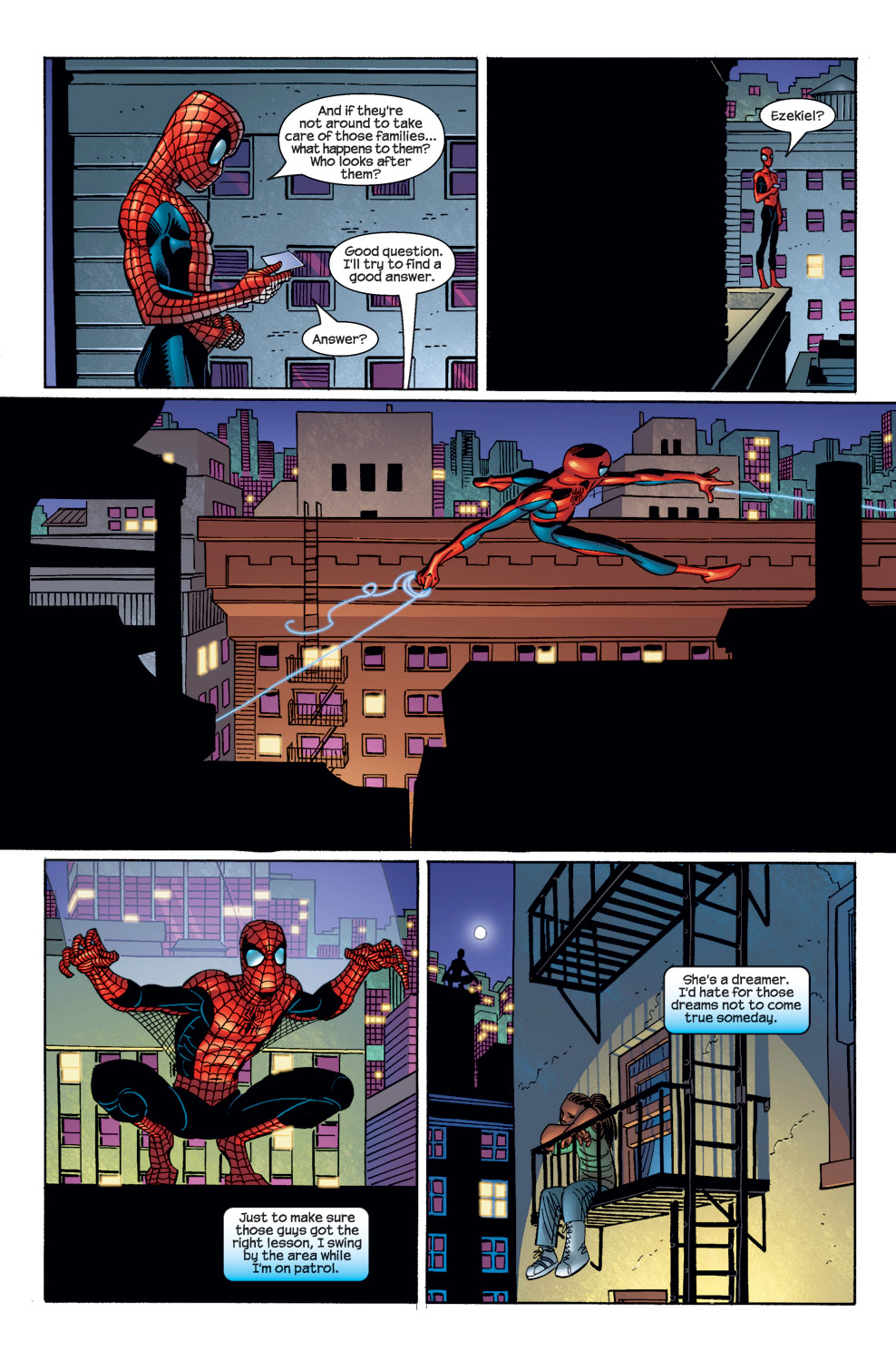The Amazing Spider-Man (1999) 55 Page 20