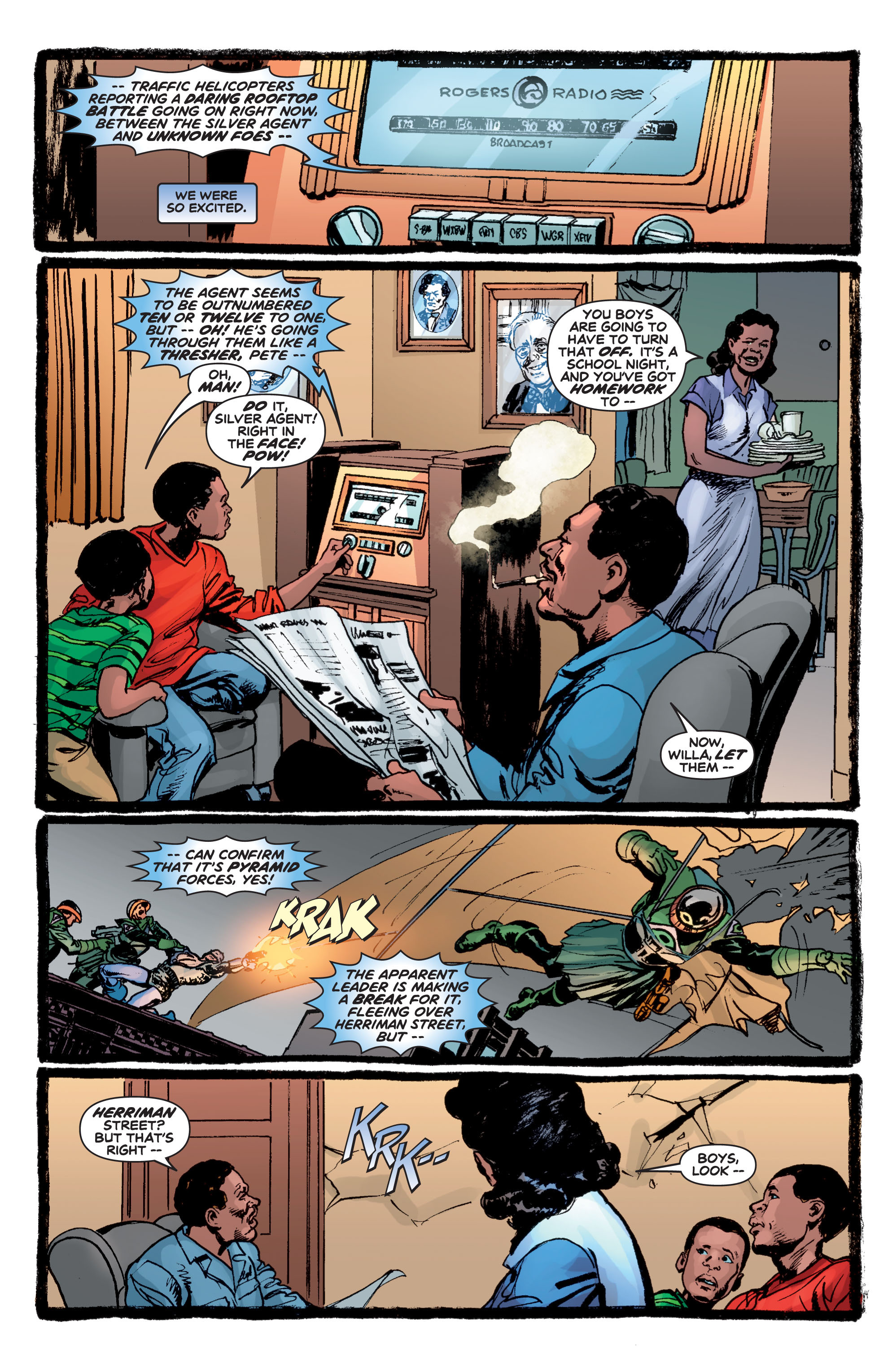 Read online Astro City: Dark Age/Book One comic -  Issue #3 - 19