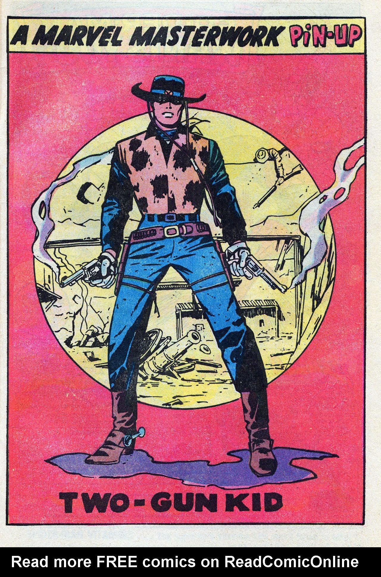 Read online Two-Gun Kid comic -  Issue #128 - 33