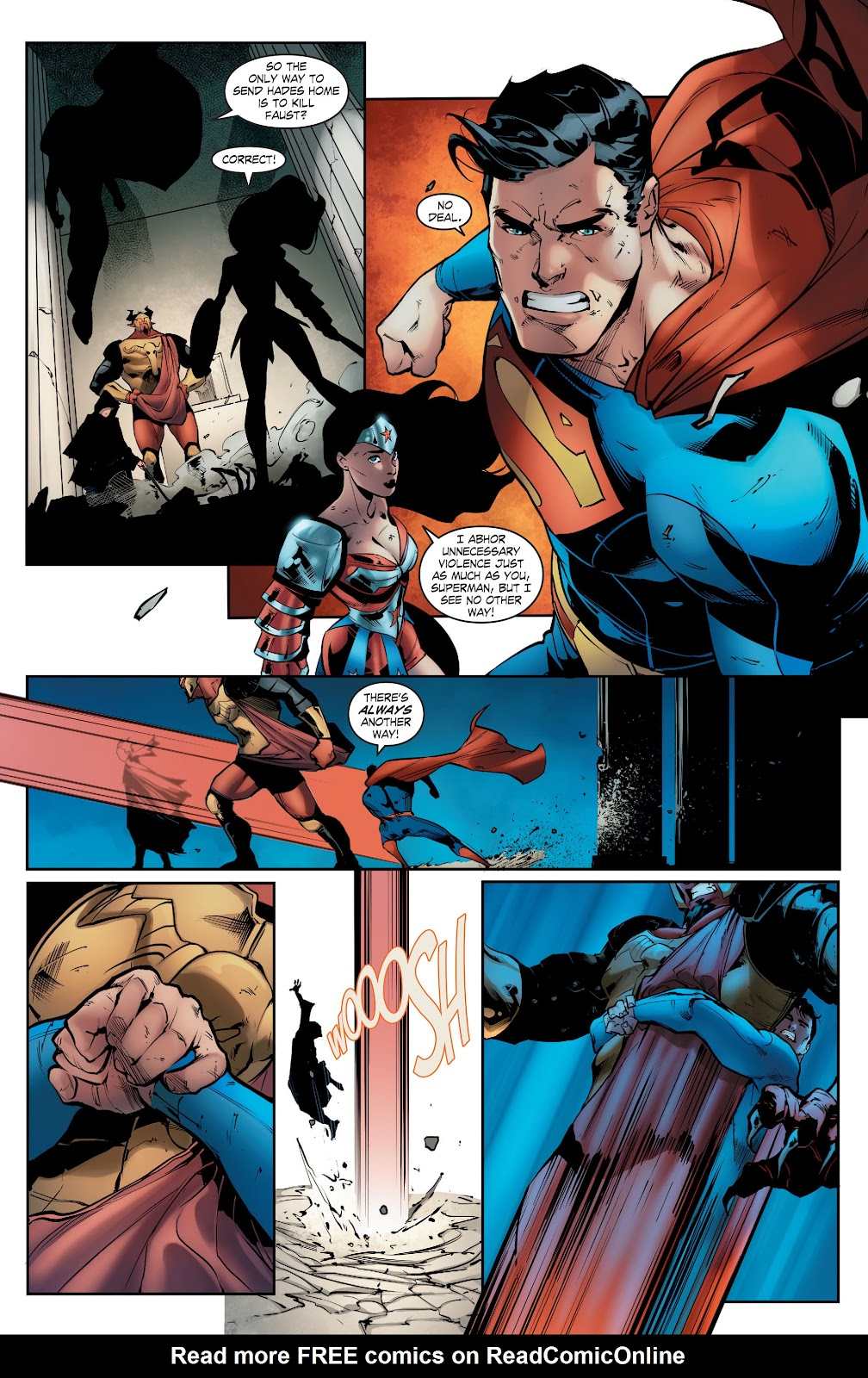 Read online Smallville Season 11 [II] comic -  Issue # TPB 5 - 118