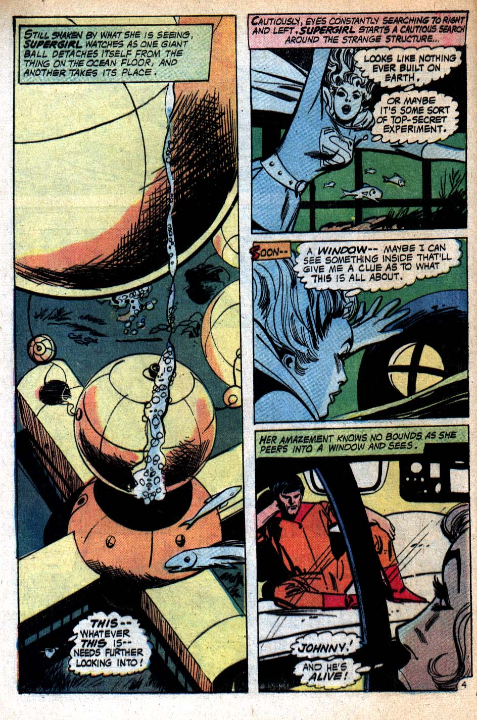 Read online Adventure Comics (1938) comic -  Issue #409 - 6