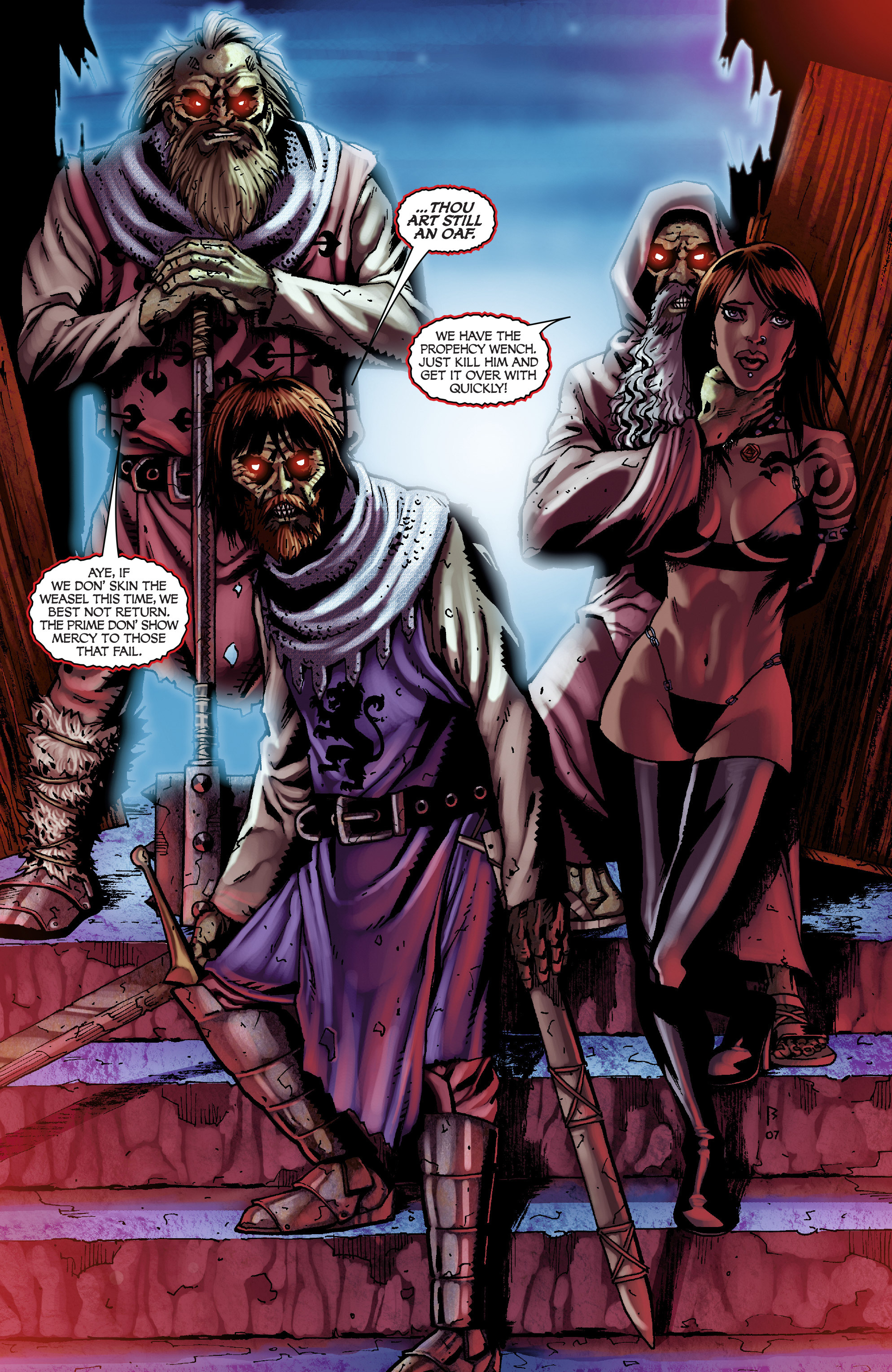 Read online Army of Darkness: From the Ashes comic -  Issue #Army of Darkness: From the Ashes TPB - 68