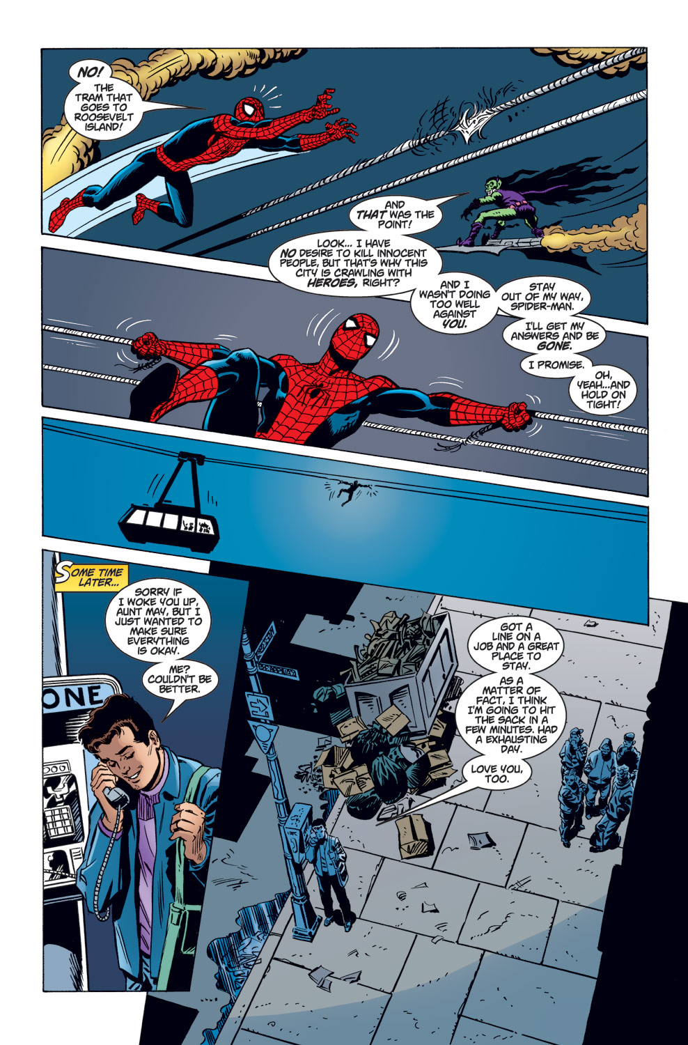 The Amazing Spider-Man (1999) 18 Page 21