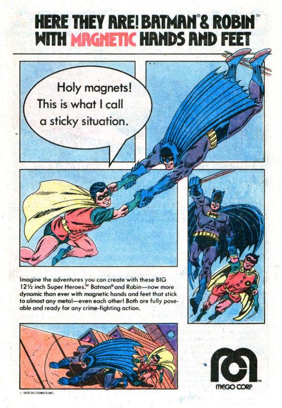 Read online Wonder Woman (1942) comic -  Issue #255 - 7
