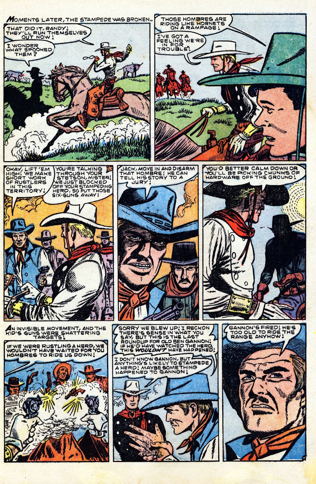 The Rawhide Kid (1955) issue 12 - Page 17