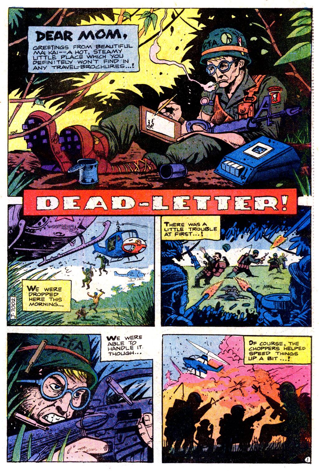 Read online Sgt. Rock comic -  Issue #354 - 22