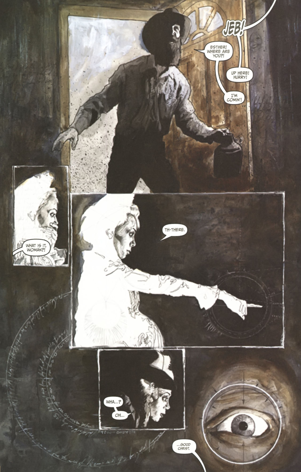 Read online Silent Hill: Past Life comic -  Issue #1 - 20