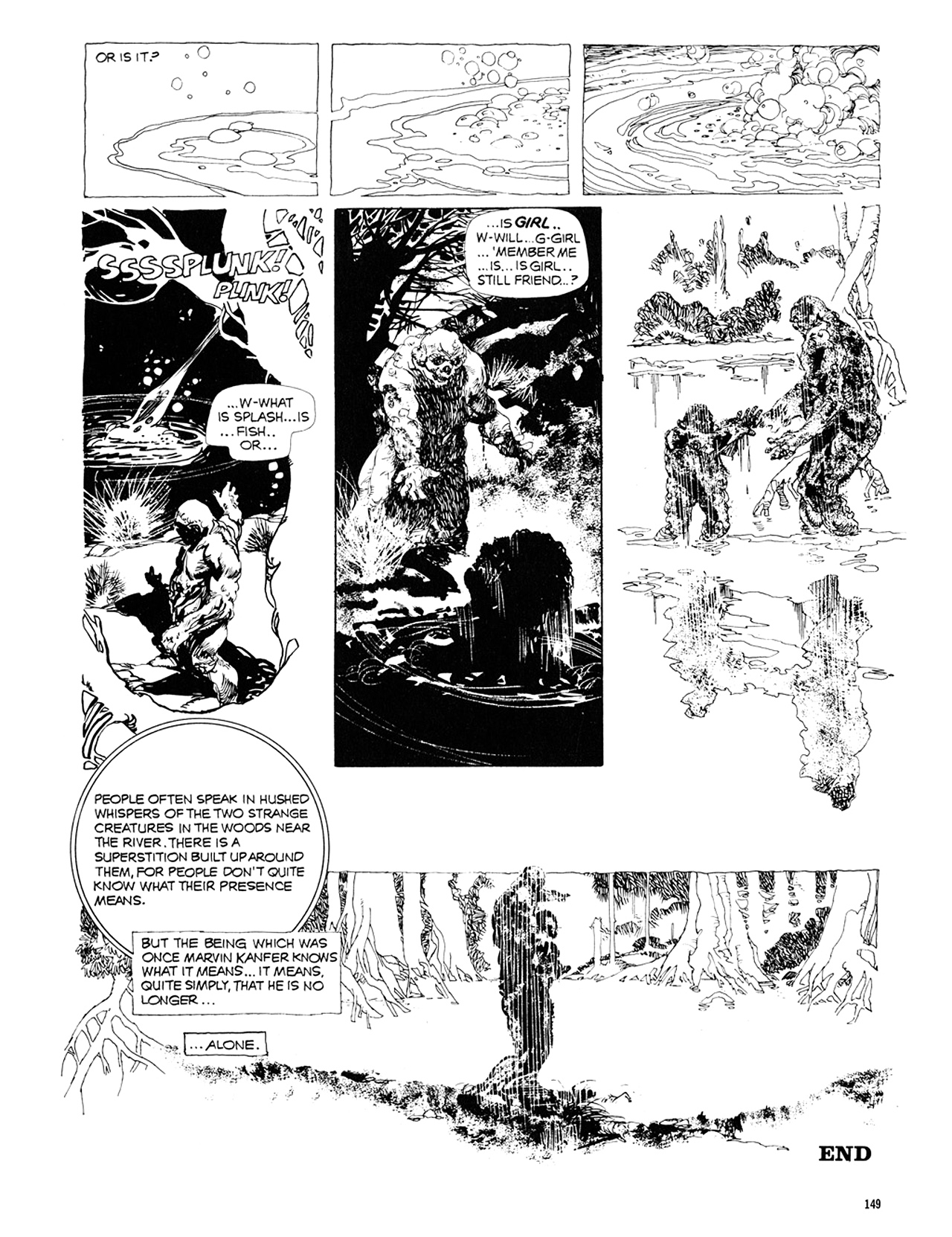 Read online Eerie Archives comic -  Issue # TPB 10 - 150