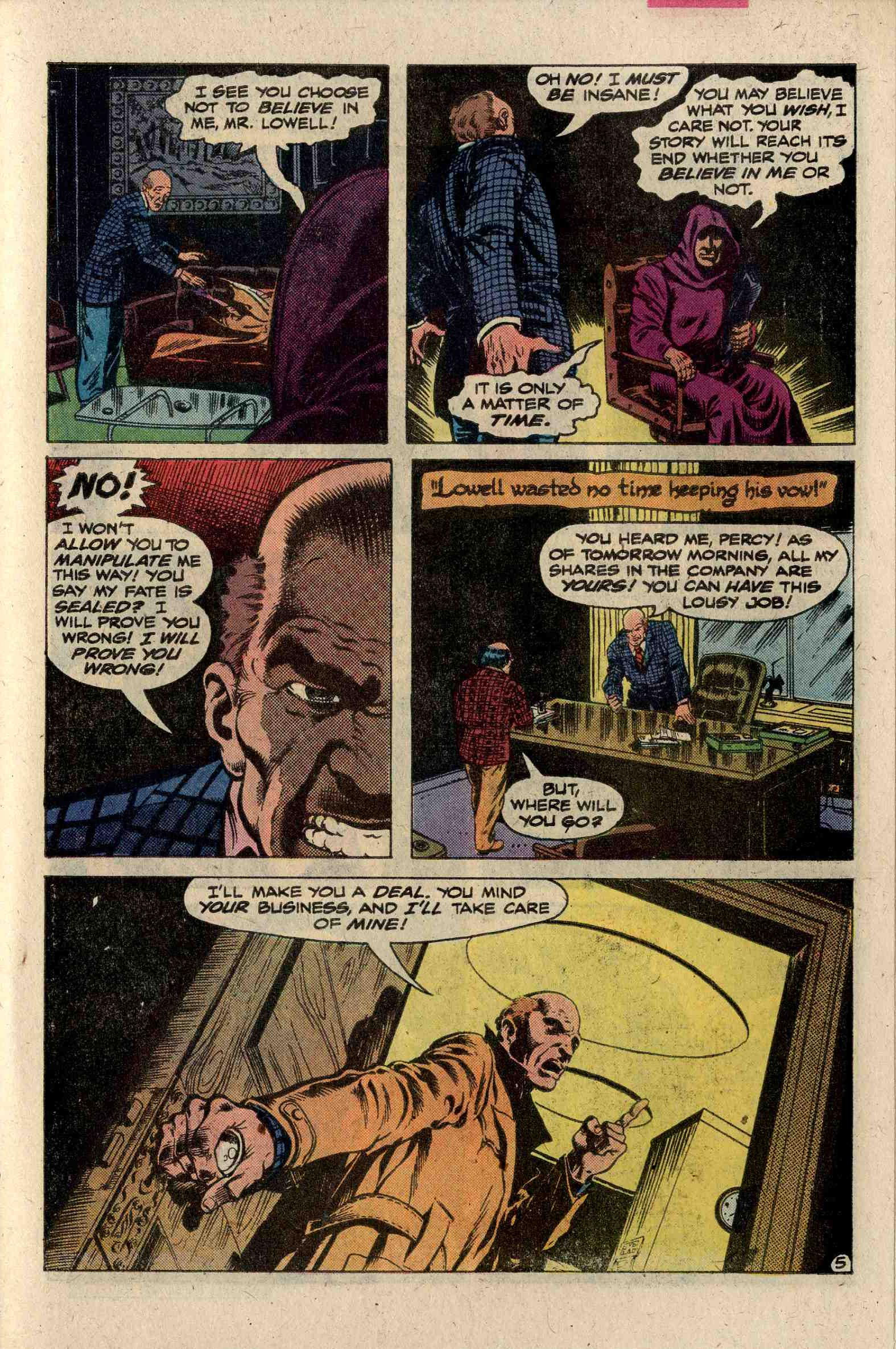 Read online Secrets of Haunted House comic -  Issue #25 - 27