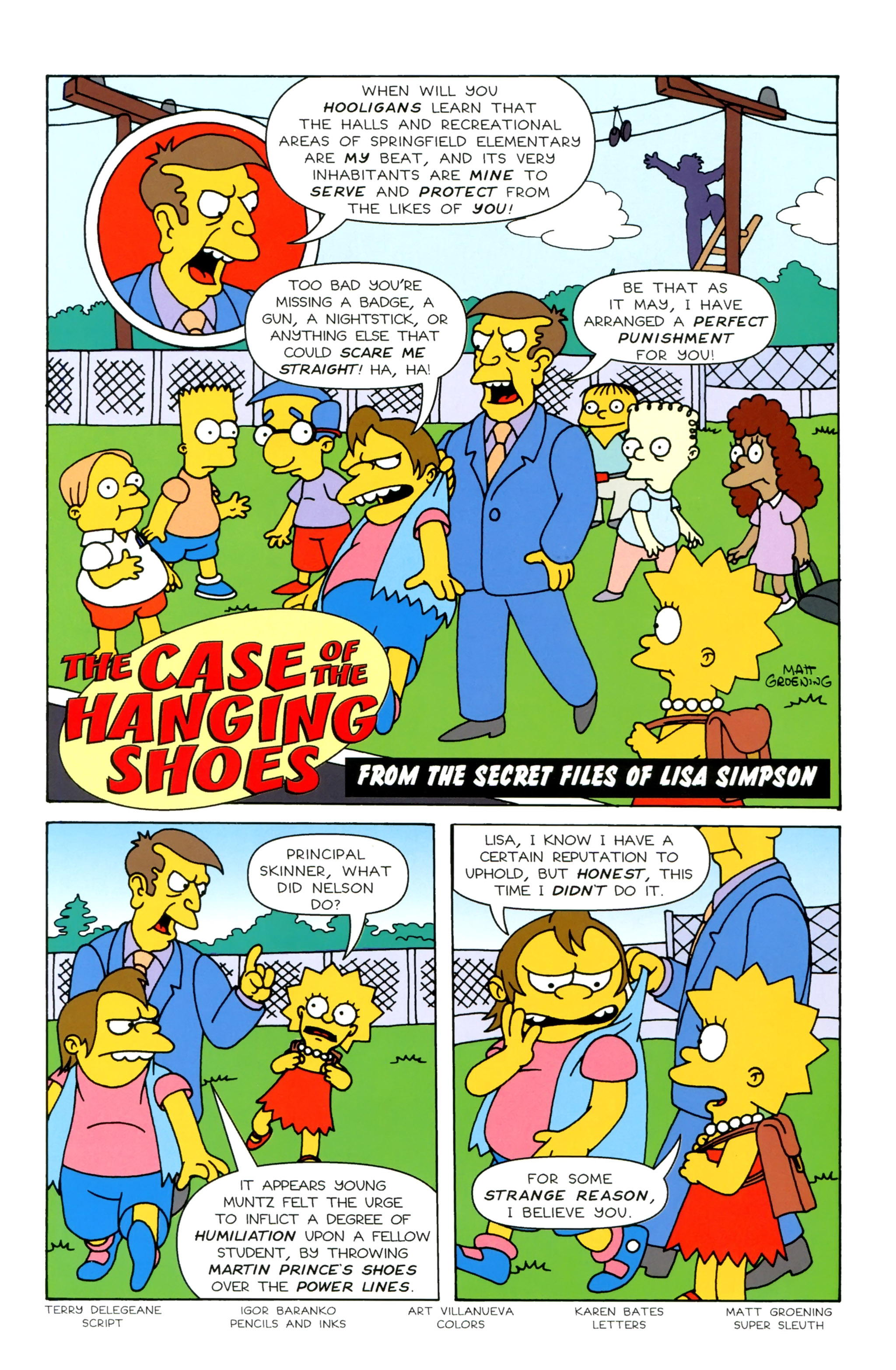 Read online Simpsons Illustrated (2012) comic -  Issue #20 - 42