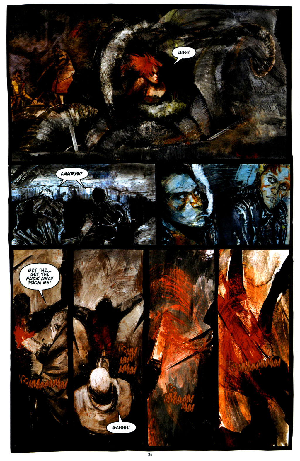 Read online Silent Hill: Dying Inside comic -  Issue #3 - 22