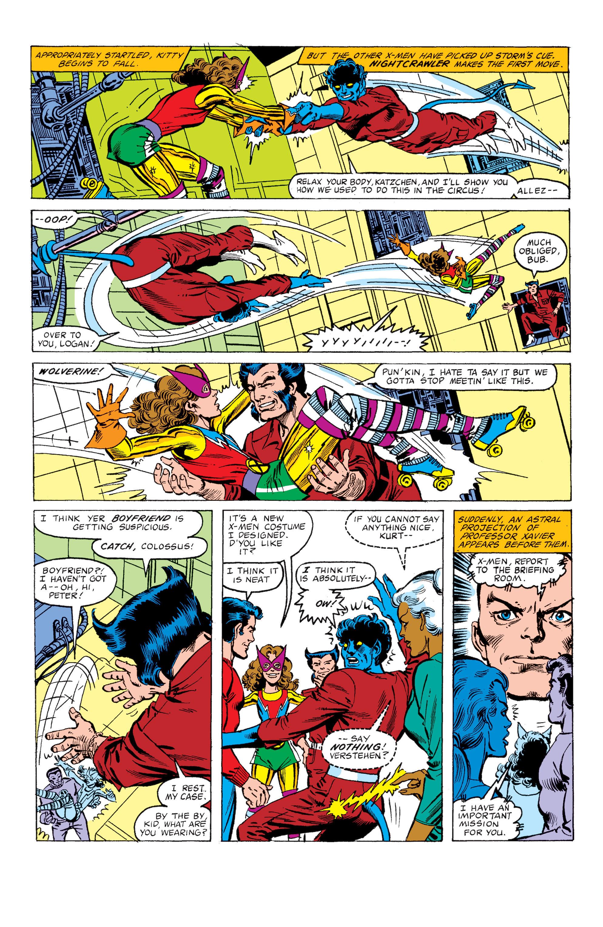 Read online Uncanny X-Men (1963) comic -  Issue #149 - 6