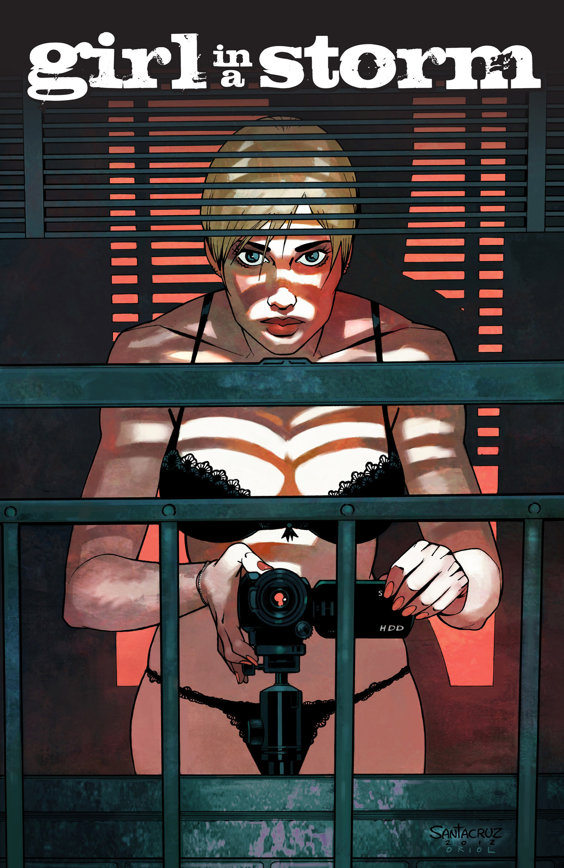 Read online Sex and Violence comic -  Issue # Full - 32