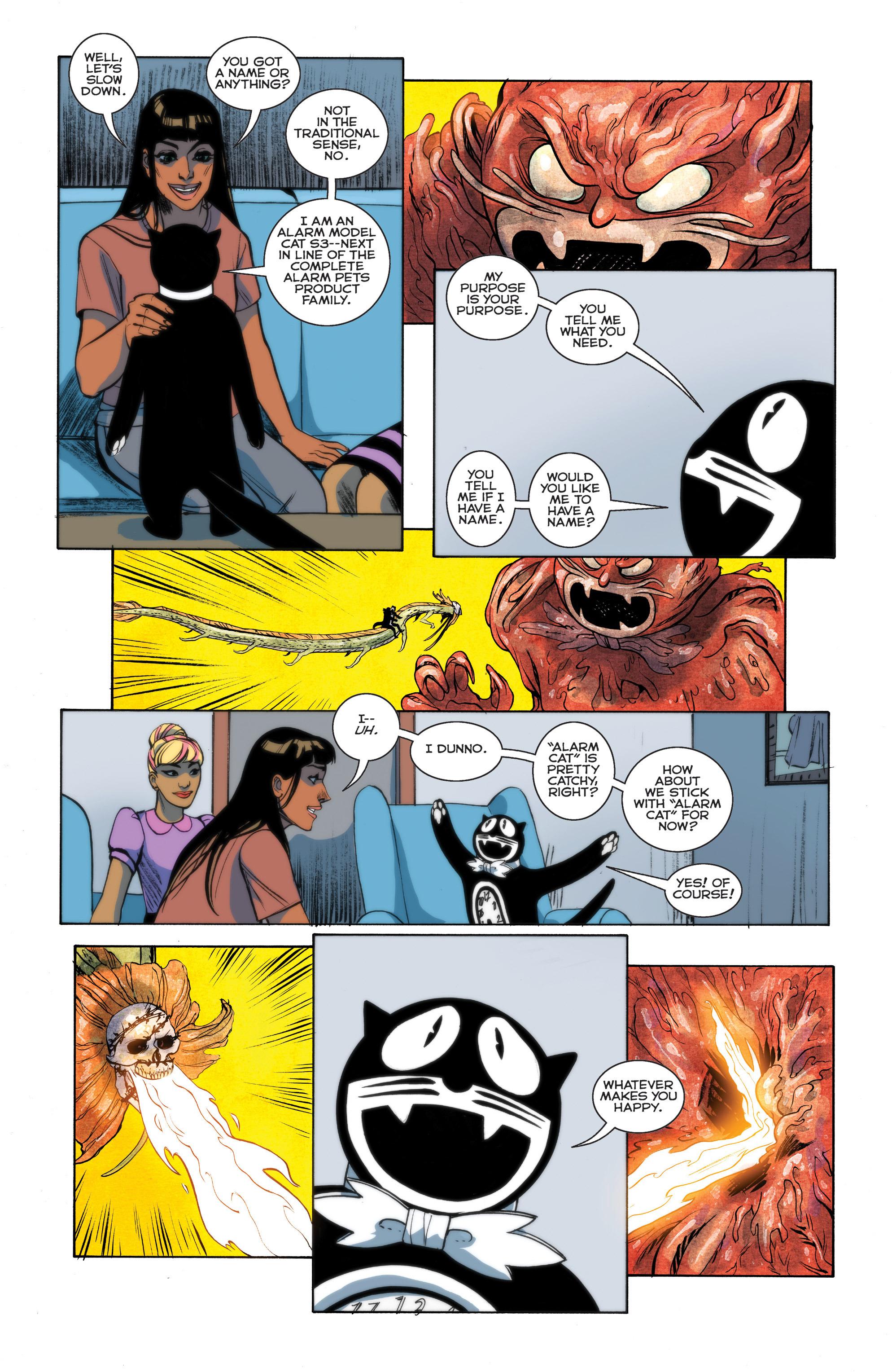 Read online Shutter comic -  Issue #28 - 4