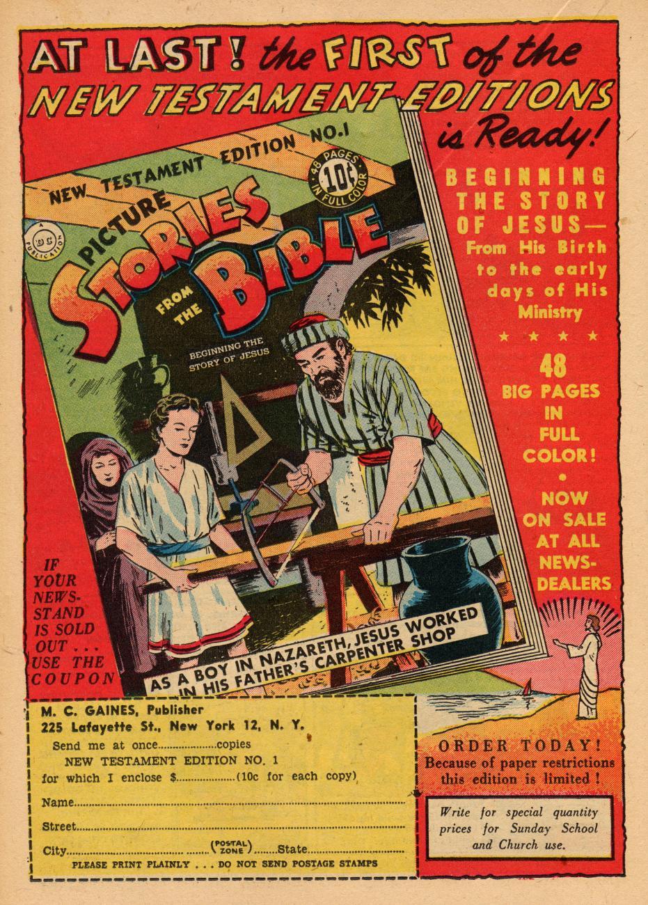 Read online Sensation (Mystery) Comics comic -  Issue #36 - 30