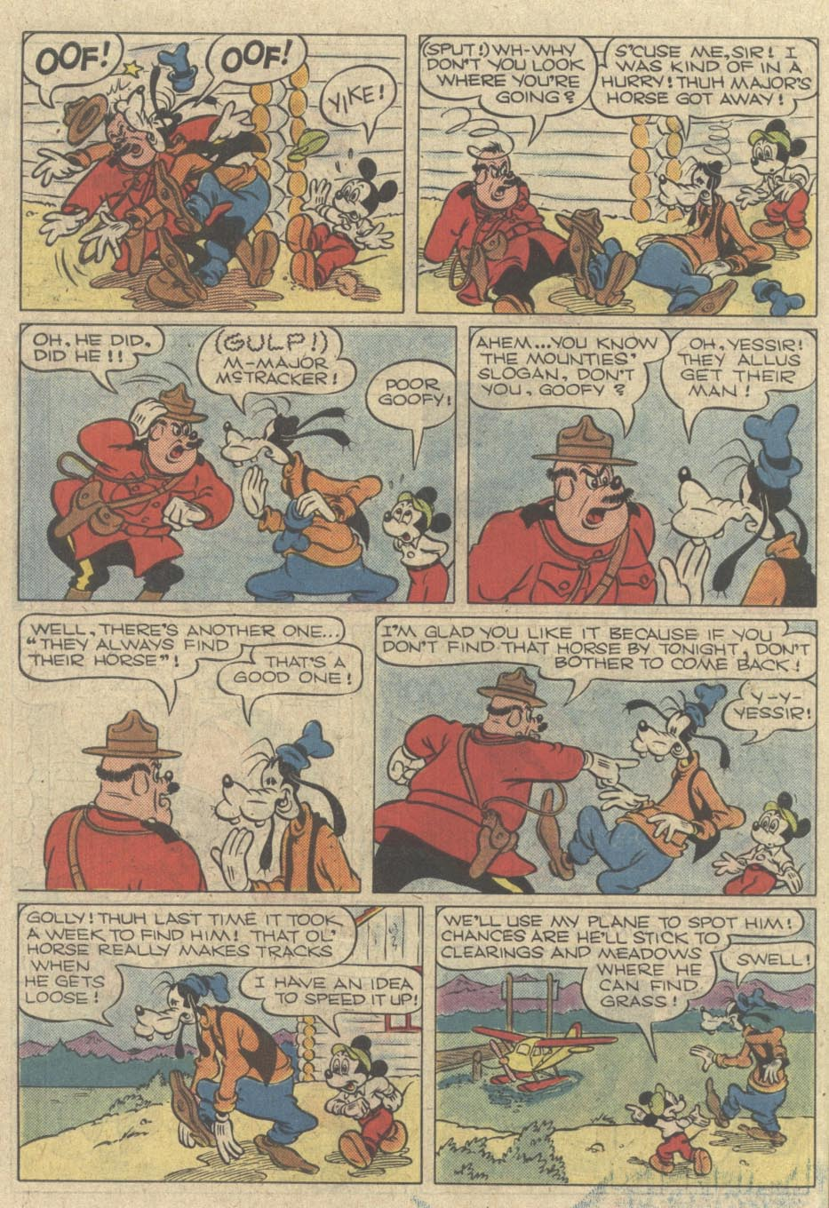 Walt Disney's Comics and Stories issue 529 - Page 30