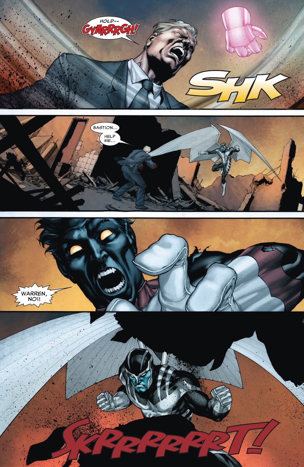 Read online X-Men: Second Coming comic -  Issue # _TPB (Part 1) - 82