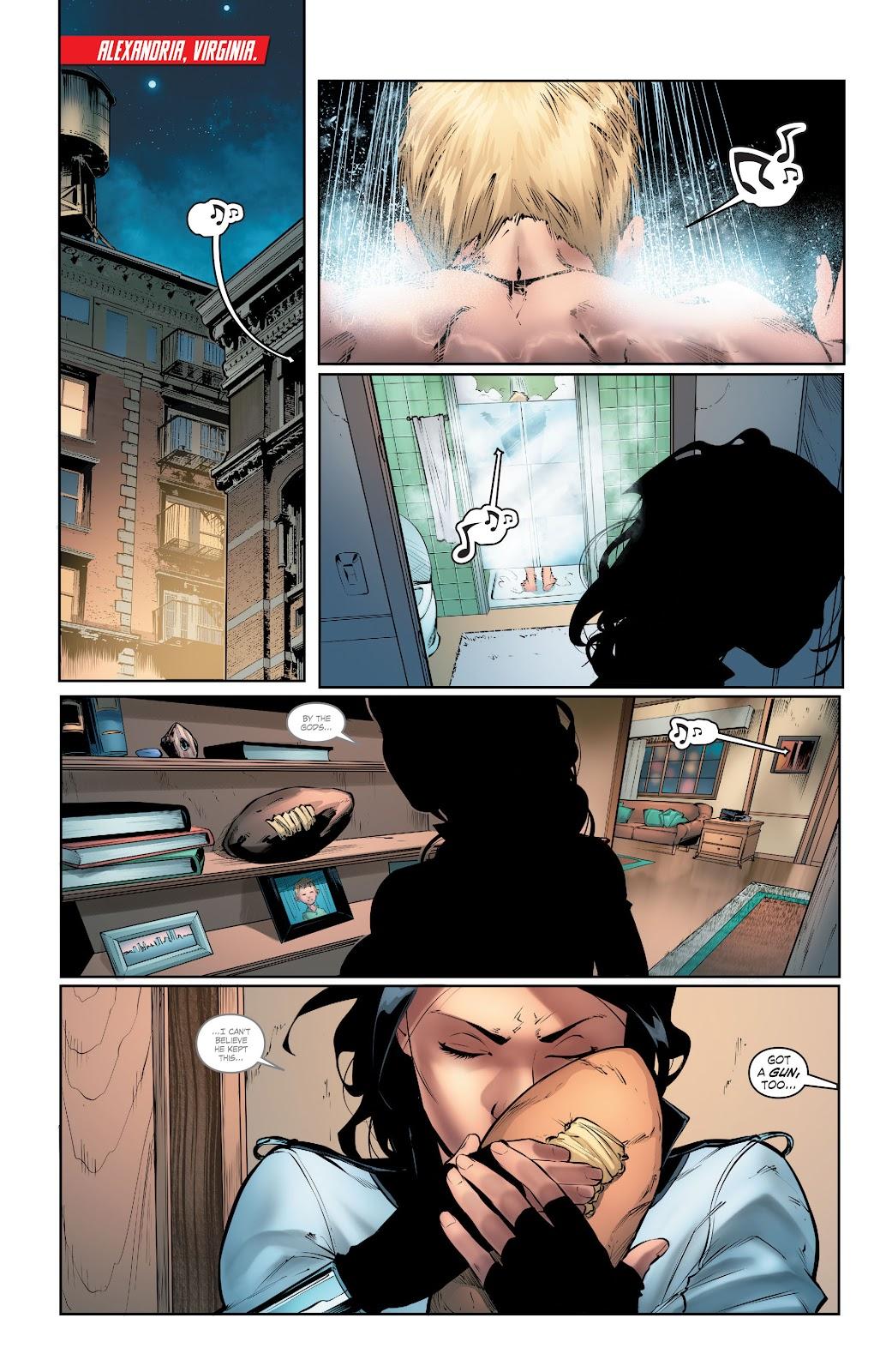 Read online Smallville Season 11 [II] comic -  Issue # TPB 5 - 55