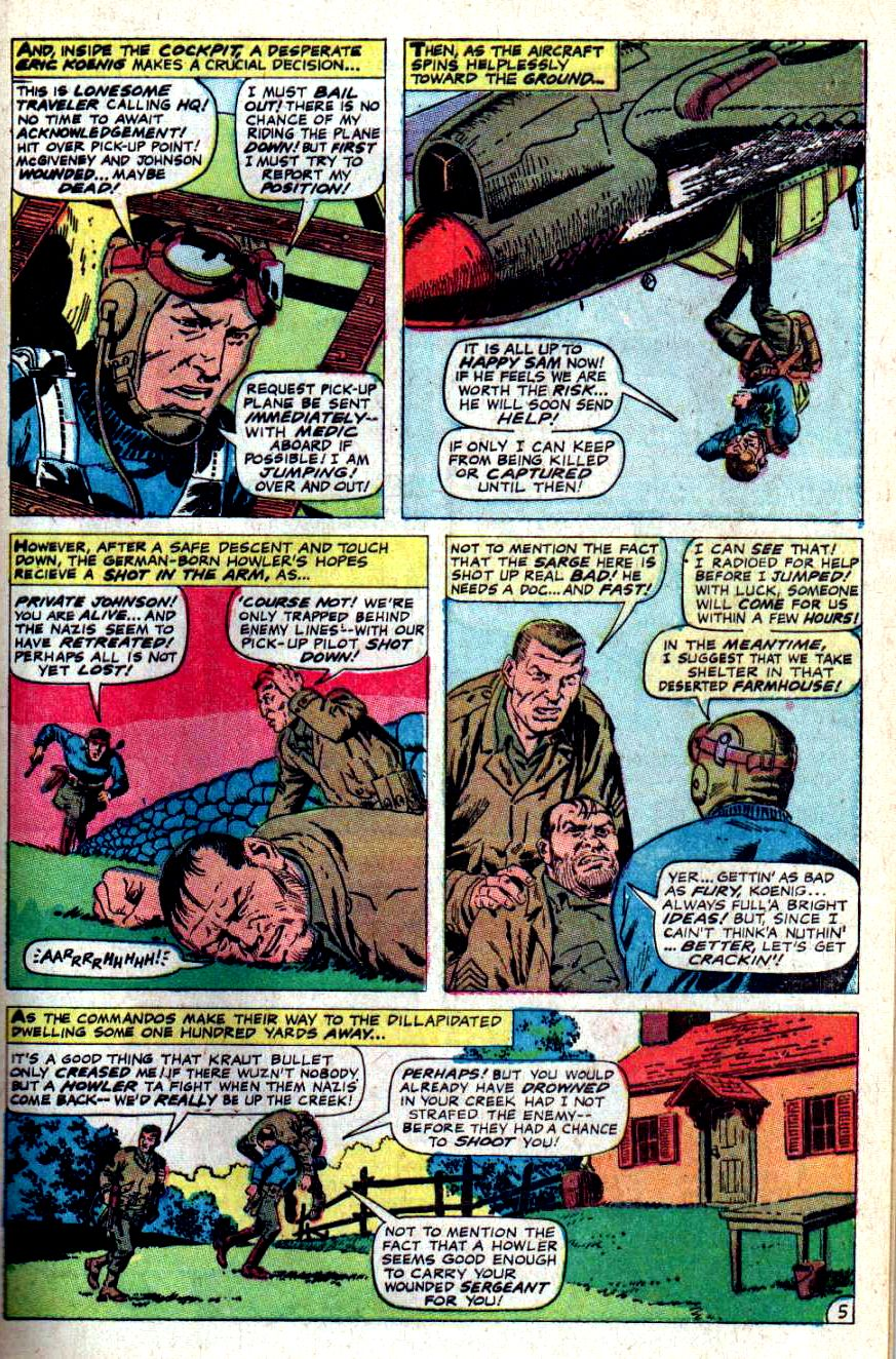 Read online Sgt. Fury comic -  Issue #46 - 9