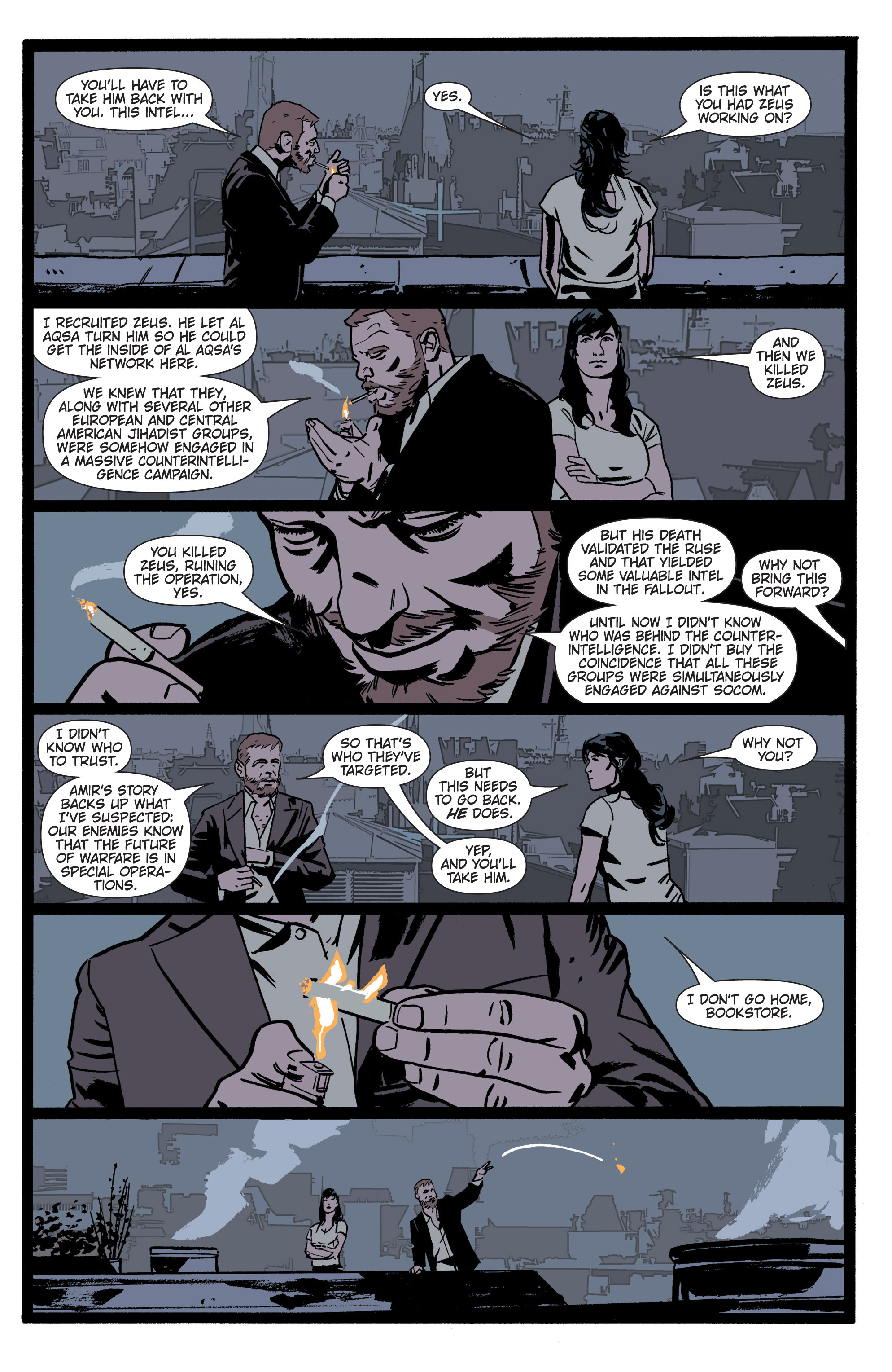 Read online The Activity comic -  Issue #14 - 20