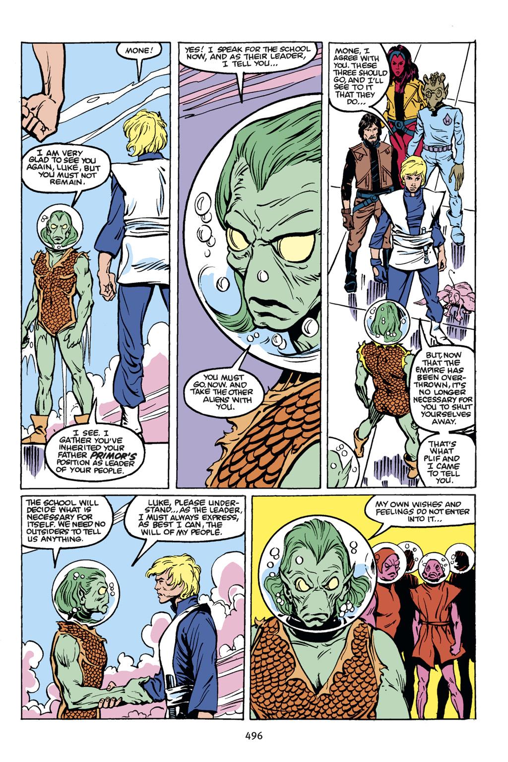 Read online Star Wars Omnibus comic -  Issue # Vol. 18.5 - 212