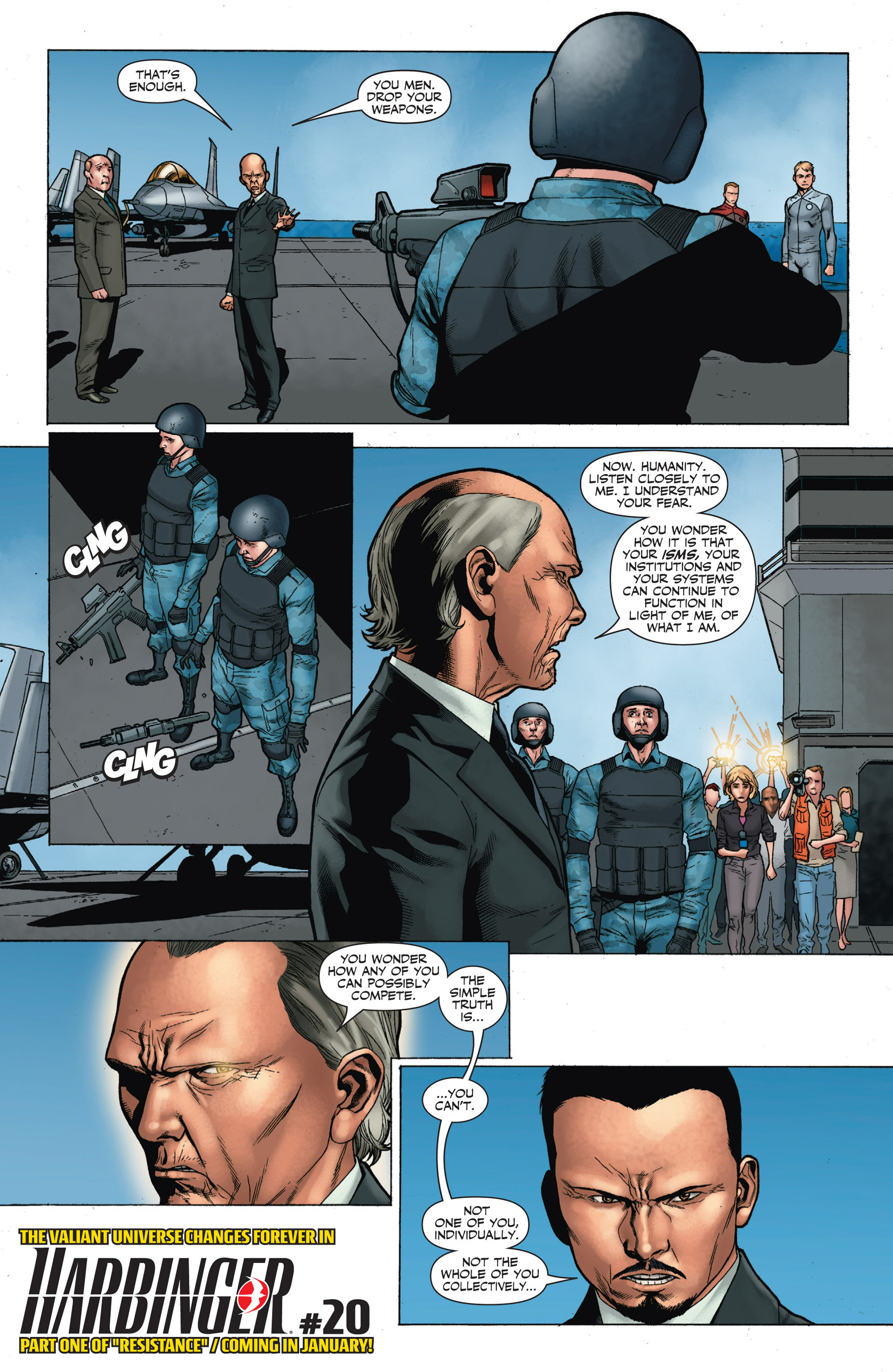 Read online Archer and Armstrong comic -  Issue #16 - 27