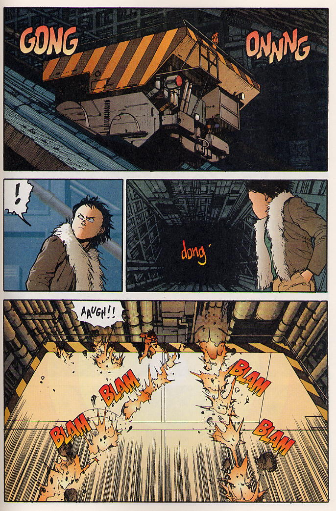 Read online Akira comic -  Issue #9 - 59