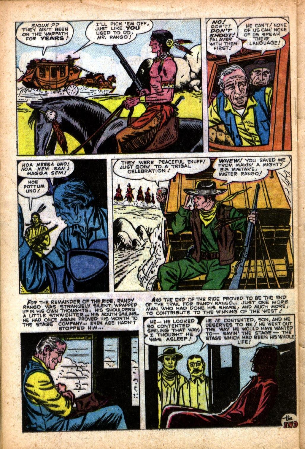 Gunsmoke Western issue 66 - Page 24