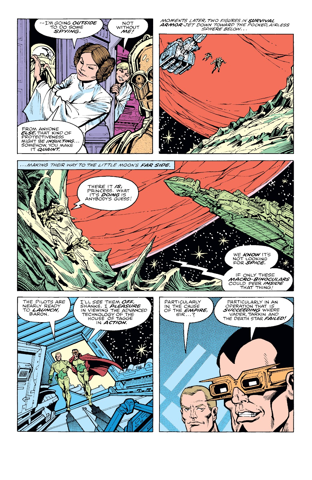 Read online Star Wars Legends: The Original Marvel Years - Epic Collection comic -  Issue # TPB 2 (Part 1) - 37