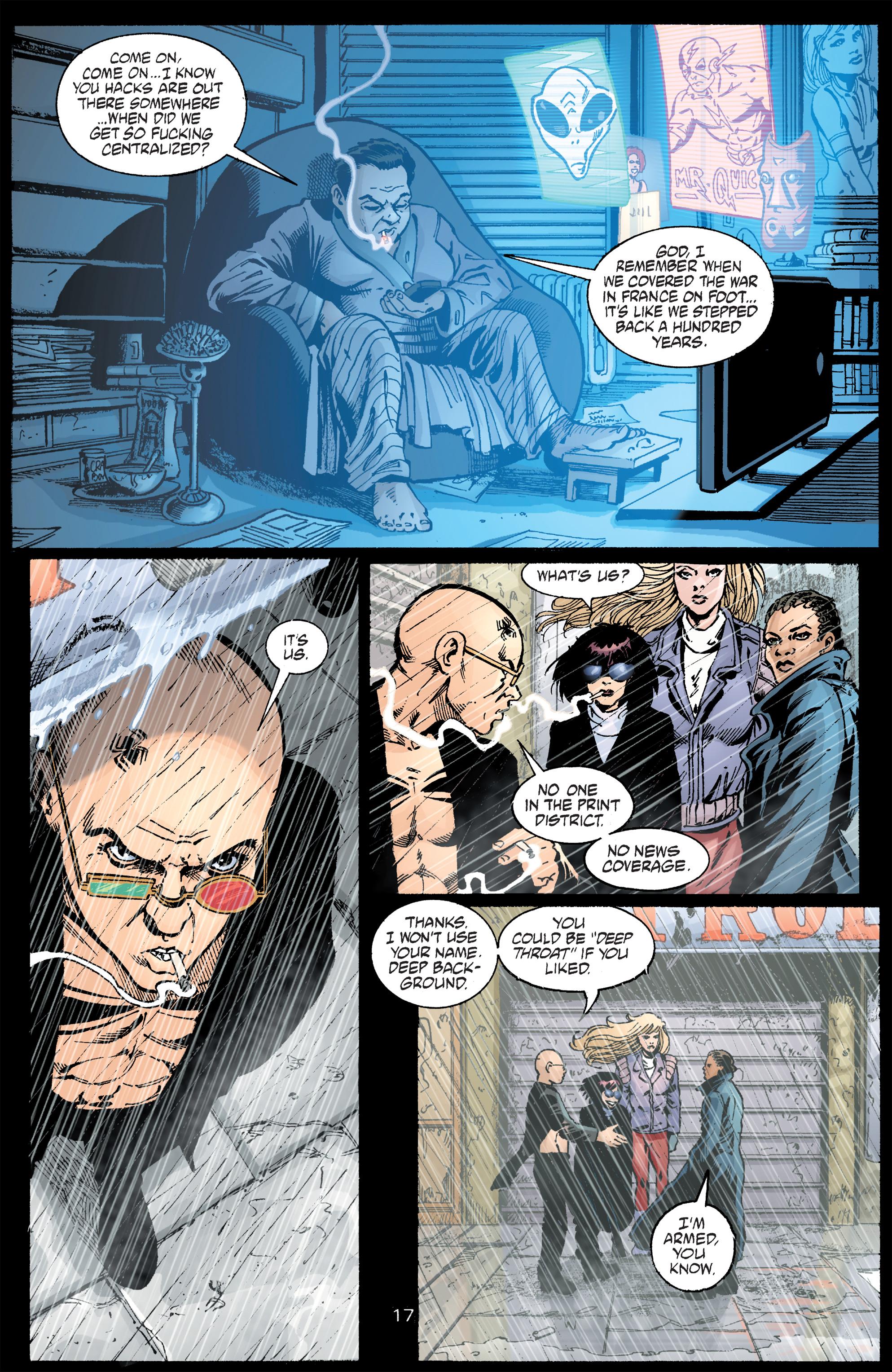 Read online Transmetropolitan comic -  Issue #44 - 18