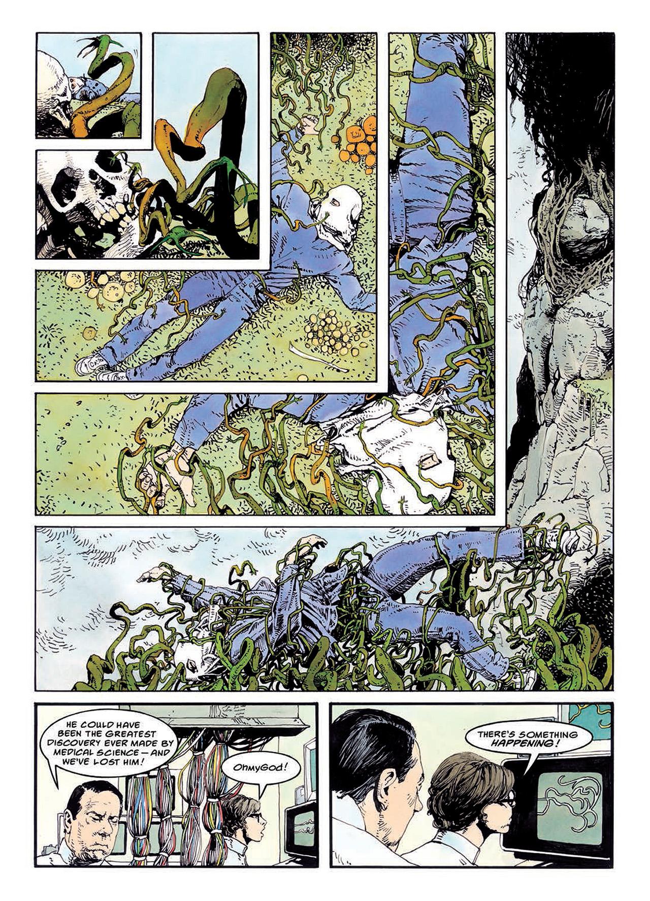 Read online Mazeworld comic -  Issue # TPB - 100