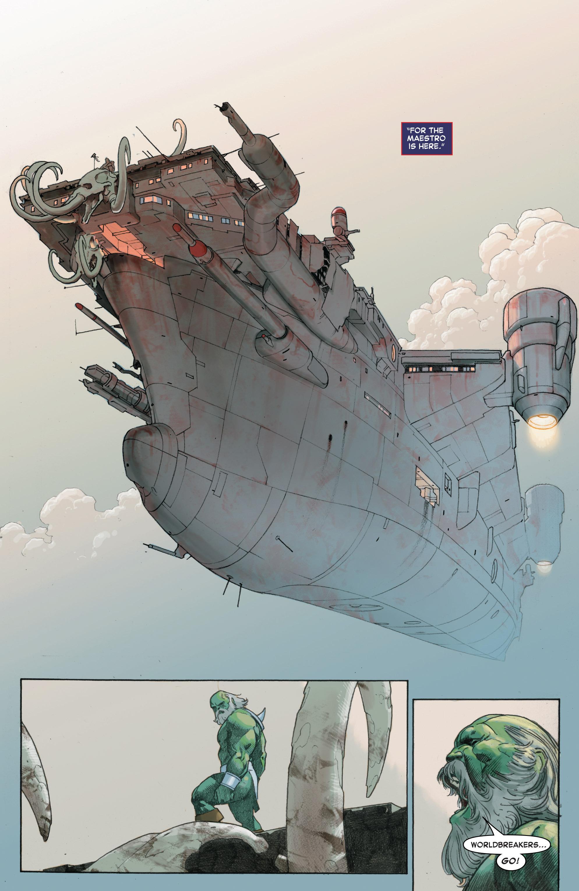 Read online Secret Wars comic -  Issue #7 - 16