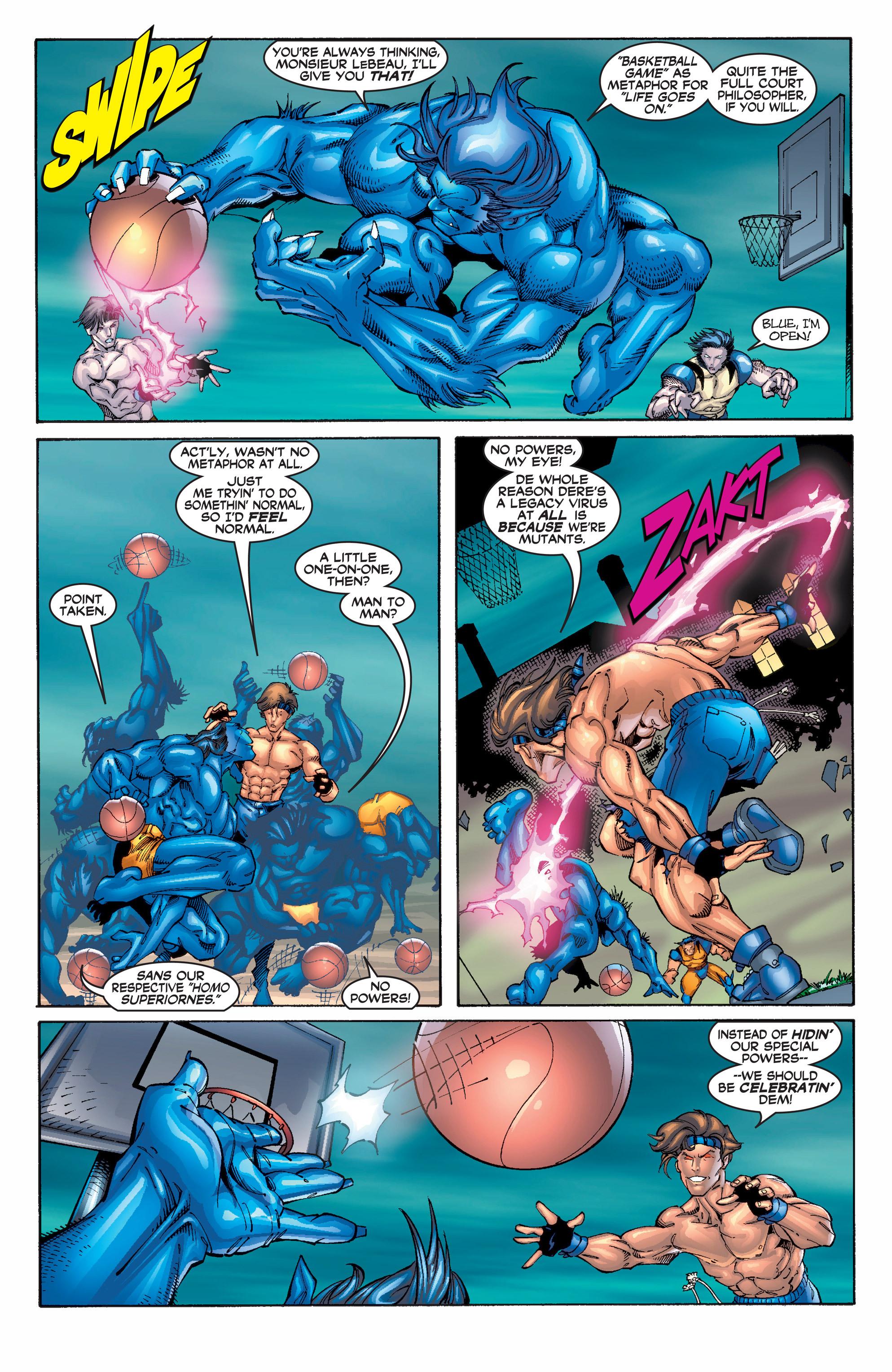 Read online Uncanny X-Men (1963) comic -  Issue #390 - 12