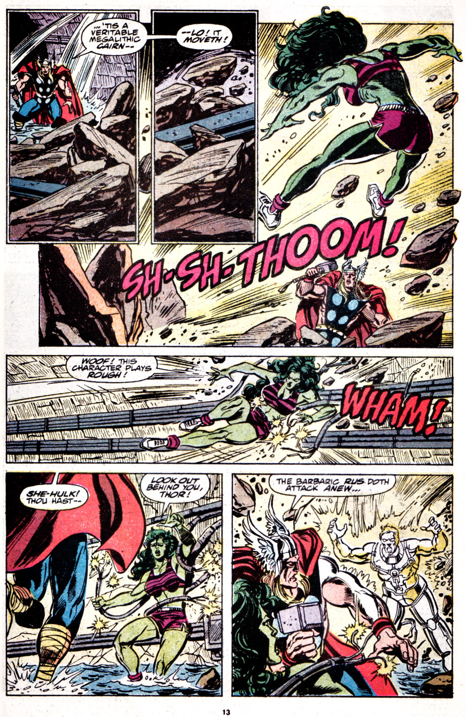 The Avengers (1963) 327 Page 9