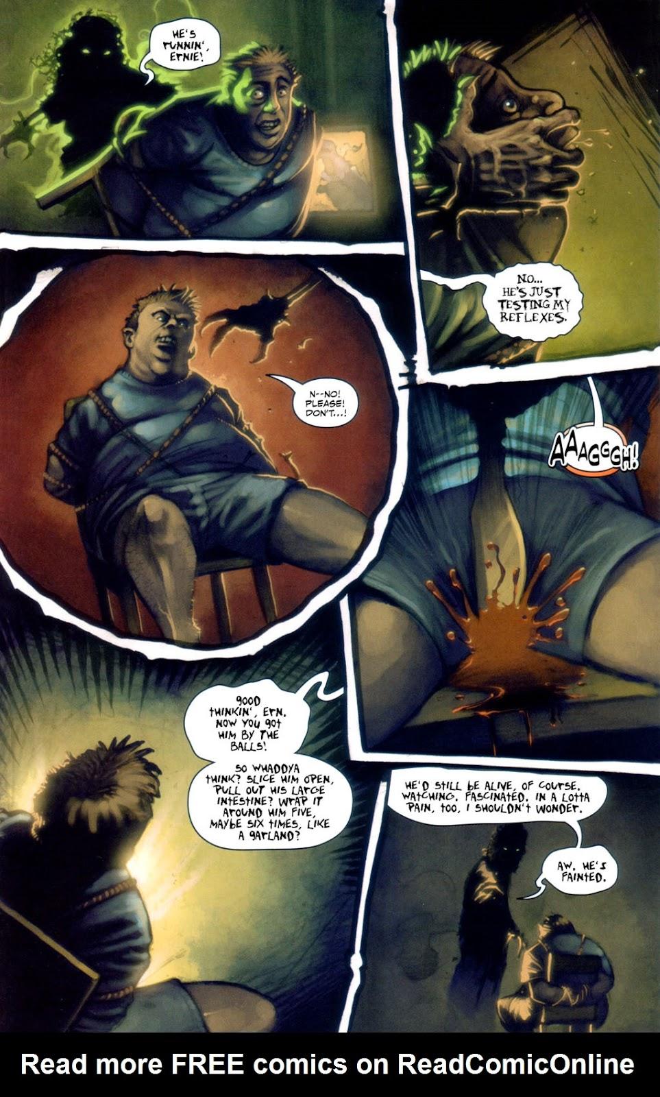 Read online Evil Ernie in Santa Fe comic -  Issue #1 - 10