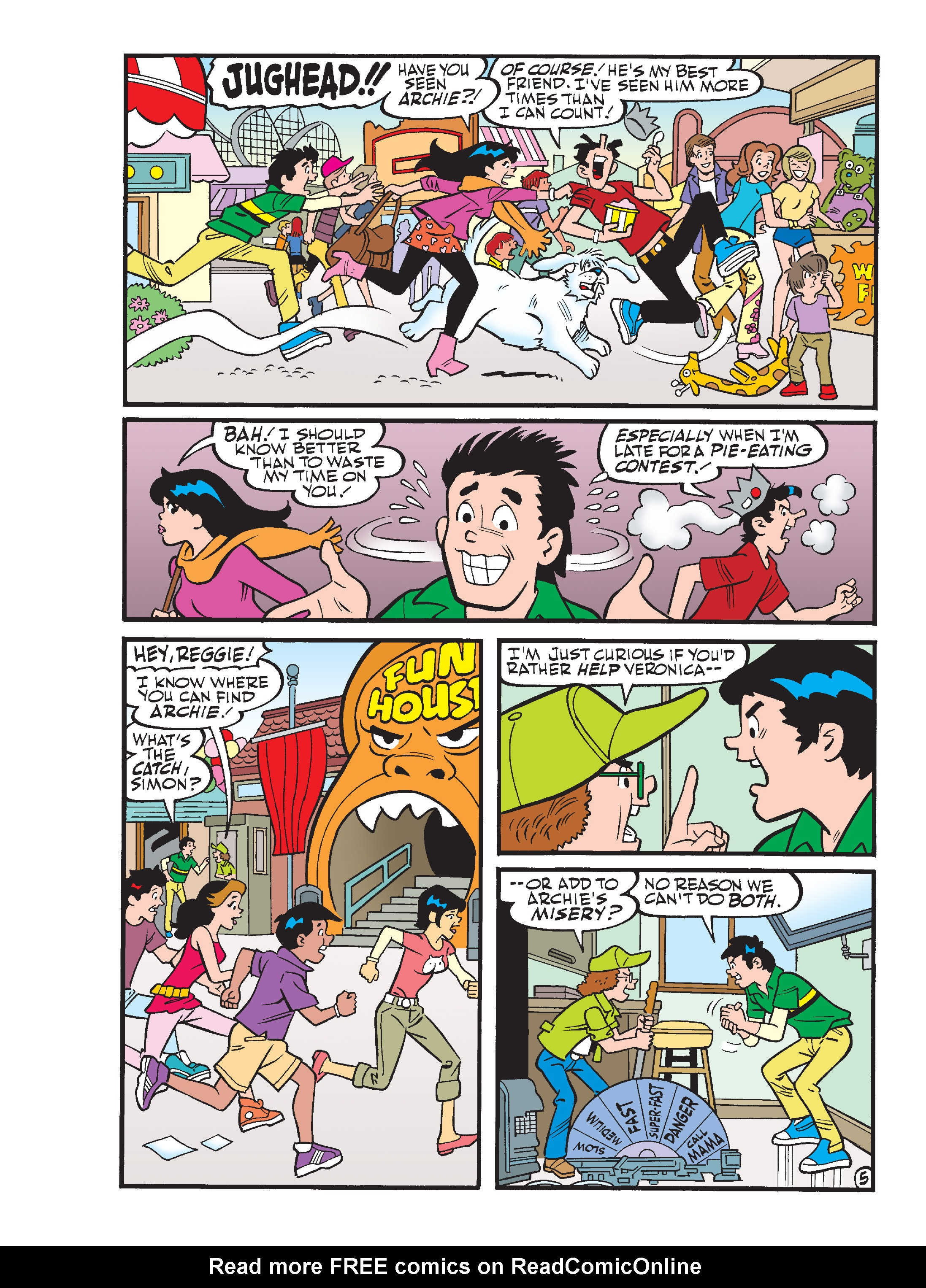 Read online Archie Giant Comics Collection comic -  Issue #Archie Giant Comics Collection TPB (Part 1) - 38