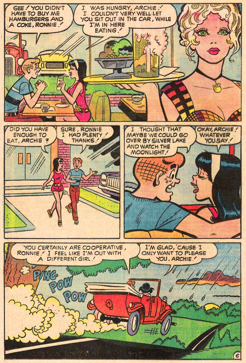 Read online Archie's Girls Betty and Veronica comic -  Issue #205 - 20