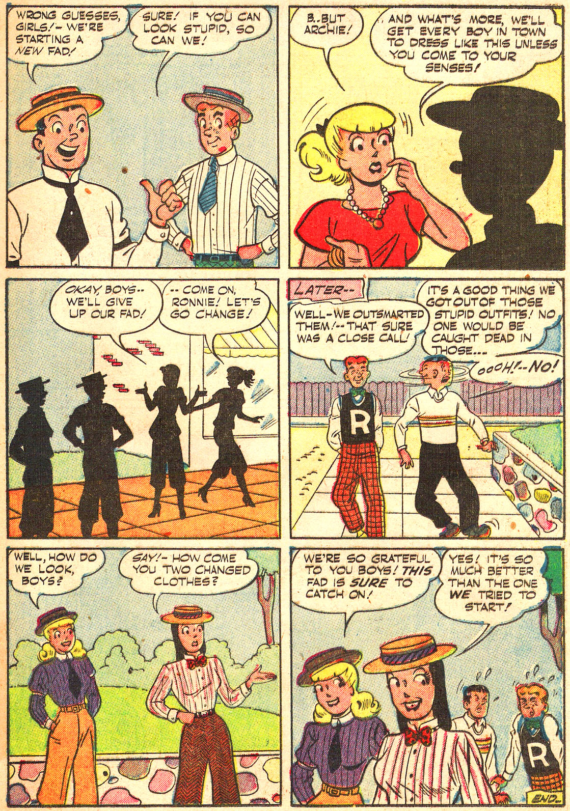 Read online Archie's Girls Betty and Veronica comic -  Issue #Archie's Girls Betty and Veronica Annual 1 - 49