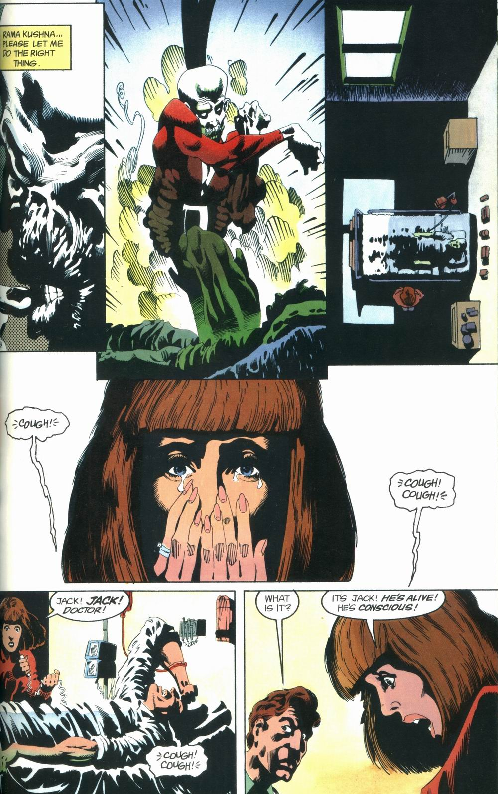 Read online Deadman: Love After Death comic -  Issue #1 - 27