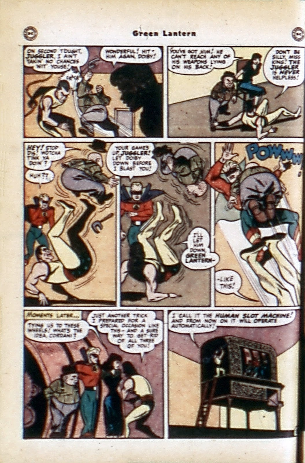 Green Lantern (1941) Issue #32 #32 - English 10