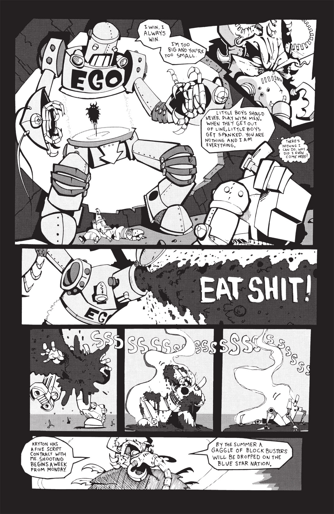 Read online Scud: The Disposable Assassin: The Whole Shebang comic -  Issue # TPB (Part 3) - 34