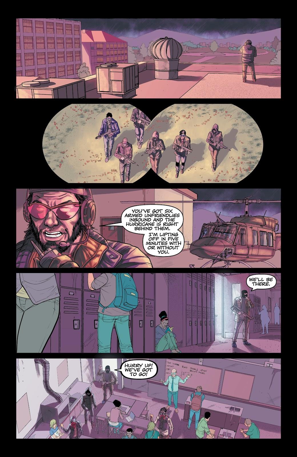 Read online Vindication comic -  Issue #2 - 26