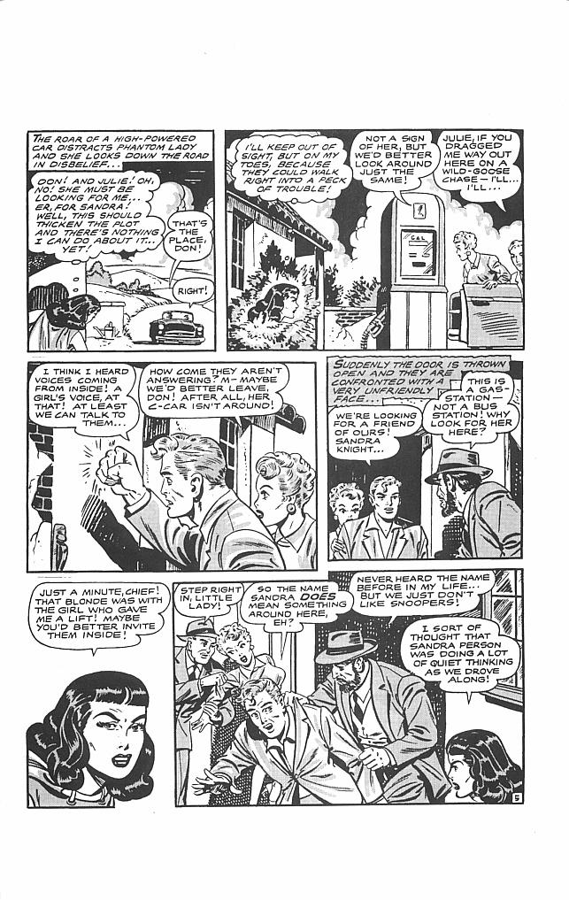 Read online Golden-Age Men of Mystery comic -  Issue #16 - 35