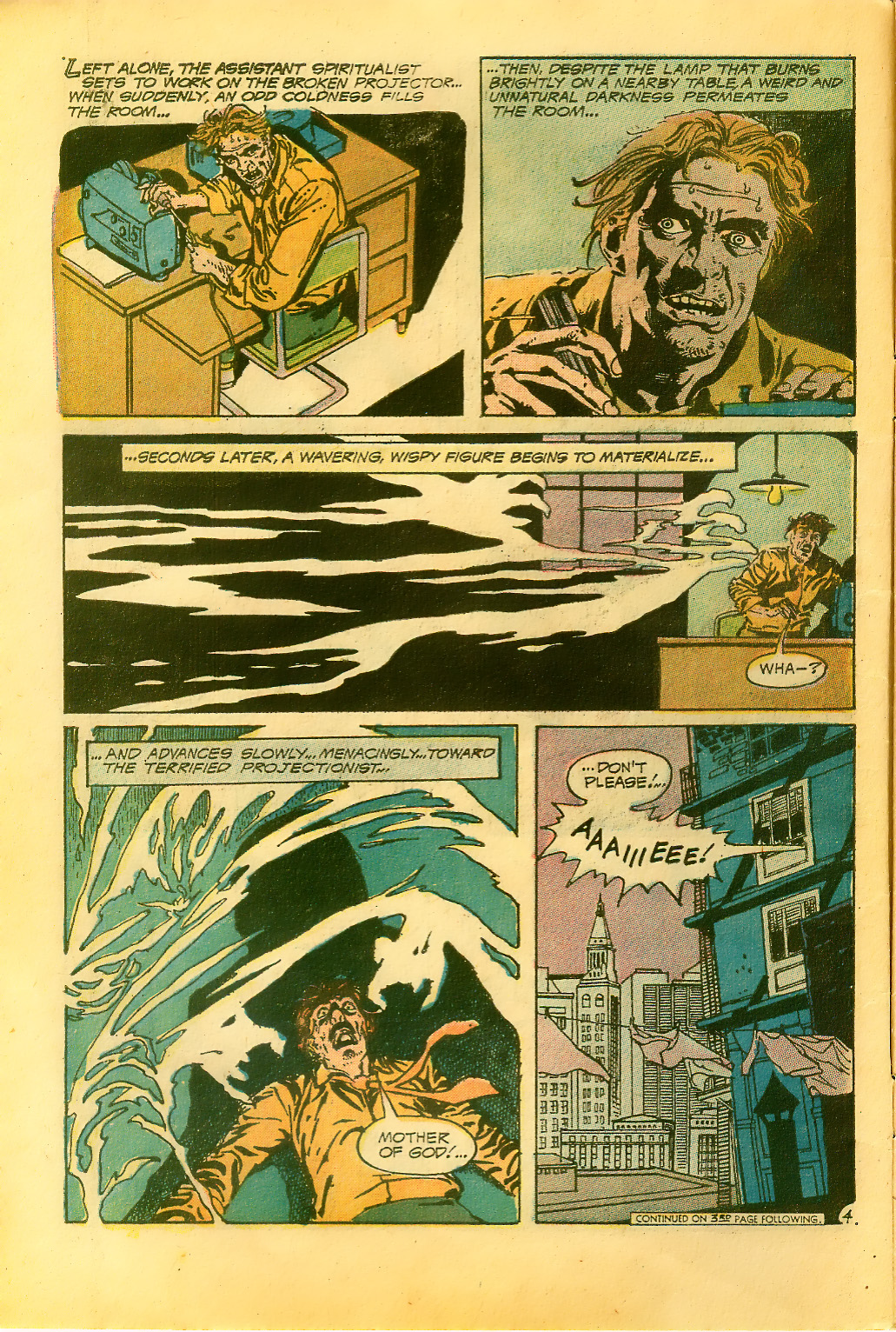 Weird Mystery Tales issue 7 - Page 6
