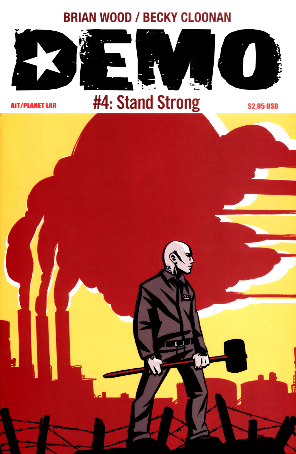 Read online Demo comic -  Issue #4 - 1
