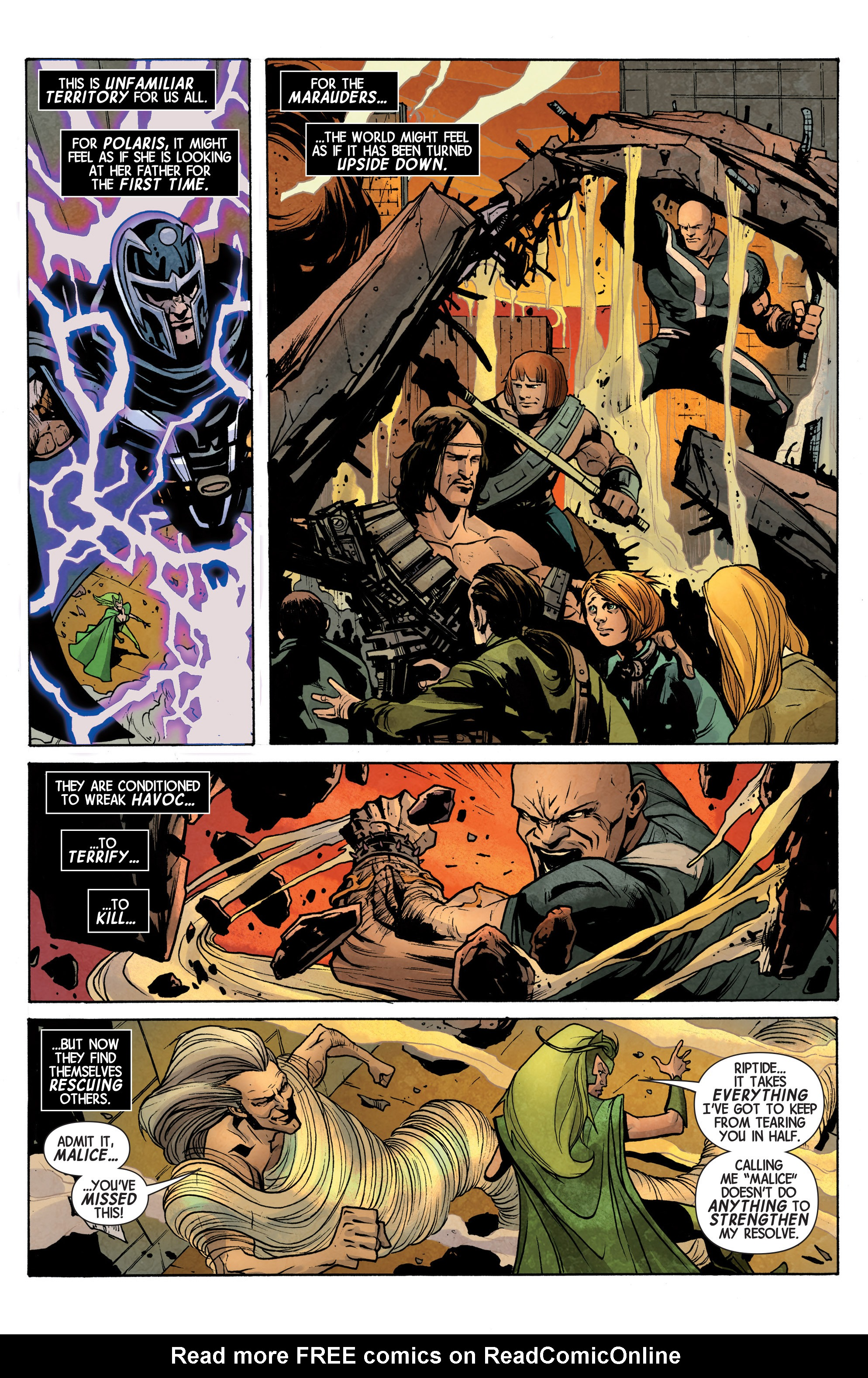 Read online Secret Wars: Last Days of the Marvel Universe comic -  Issue # TPB (Part 1) - 142